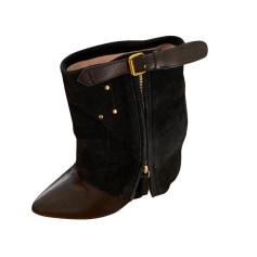 Wedge Ankle Boots Jerome Dreyfuss
