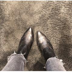 Santiags, bottines, low boots cowboy Roseanna  pas cher