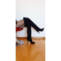 Bottes cuissards Gianvito Rossi  pas cher