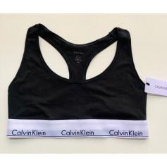 Bustier Calvin Klein  pas cher