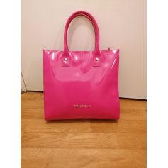 Lederhandtasche Versace