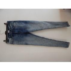 Jeans slim Mim  pas cher