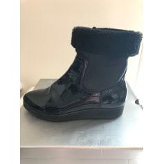 Wedge Ankle Boots Attilio Giusti Leombruni AGL