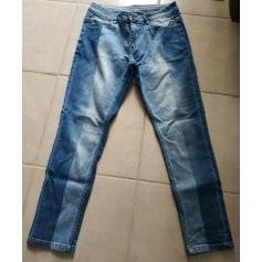 Jeans large, boyfriend Teddy Smith  pas cher