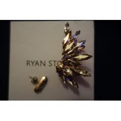 Boucles d'oreille ryan storer  pas cher