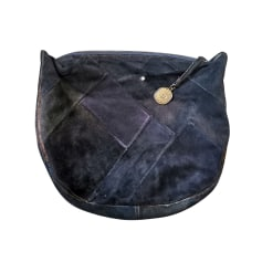 Leather Oversize Bag Sonia Rykiel