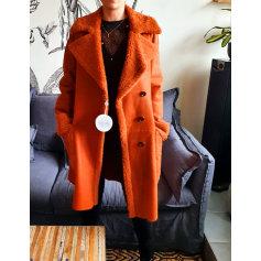 Manteau en cuir Chloé  pas cher