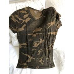 Tee-shirt Majestic Filatures  pas cher