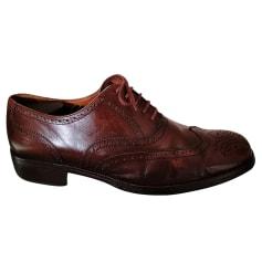 Chaussures à lacets Bally  pas cher