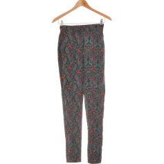 Pantalon droit Missguided  pas cher