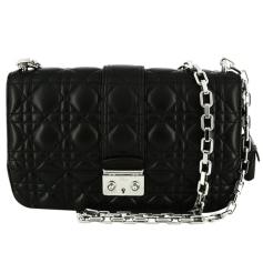 Leather Shoulder Bag Dior MISS DIOR