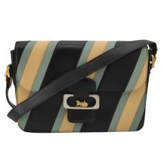 Leather Handbag Céline Triomphe