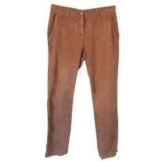Pantalon droit Forte_Forte  pas cher
