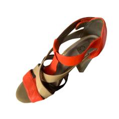 Heeled Sandals Calvin Klein