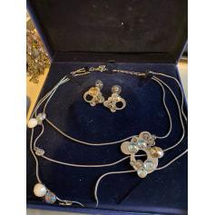 Parure bijoux Swarovski  pas cher