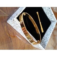 Bracelet bracelet doré  pas cher