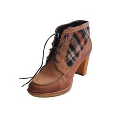 Bottines & low boots à talons Paul Smith  pas cher