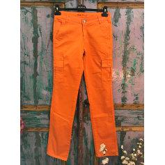 Pantalon droit Little Marcel  pas cher