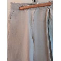 Wide Leg Pants Monoprix