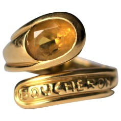 Ring Boucheron Serpent Bohème