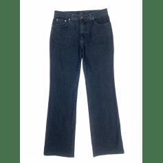 Pantalon évasé Trussardi Jeans  pas cher