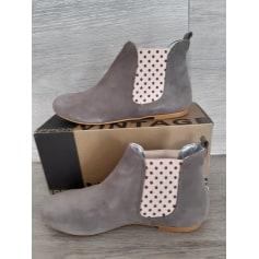 Bottines & low boots plates Ippon Vintage  pas cher