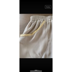 Pantalon droit Boutique Independante  pas cher