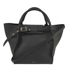 Leather Shoulder Bag Céline Big Bag