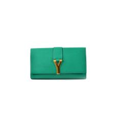 Handtasche Leder Saint Laurent