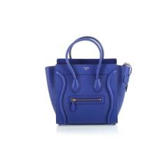 Lederhandtasche Céline Luggage