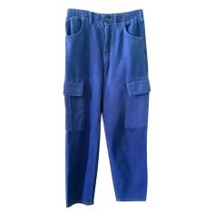 Wide Leg Pants American Vintage