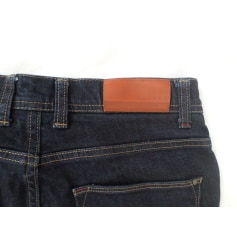 Jeans droit Devred  pas cher