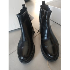 Bottines & low boots plates Geox  pas cher