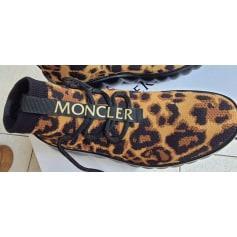 Baskets Moncler  pas cher