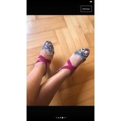 Sandales à talons André  pas cher