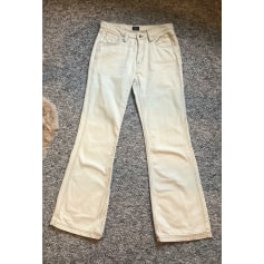Pantalon droit Von Dutch  pas cher