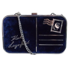 Non-Leather Clutch Karl Lagerfeld