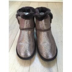 Bottines & low boots plates Les Tropéziennes Par M. Belarbi  pas cher