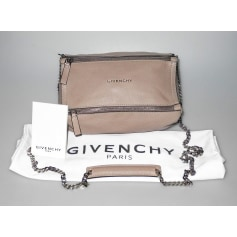 Sac en bandoulière en cuir Givenchy Pandora pas cher