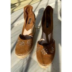 Wedge Sandals Mango