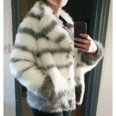 Blouson, veste en fourrure Ikks  pas cher