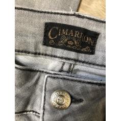 Jean slim  Cimarron  pas cher