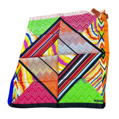 Silk Scarf Missoni