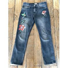 Jeans droit Claudie Pierlot  pas cher