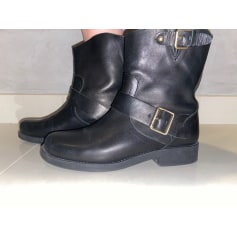 Flat Ankle Boots Mango