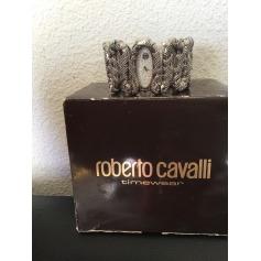 Montre au poignet Roberto Cavalli  pas cher