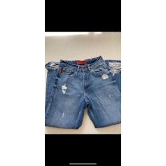 Jeans large, boyfriend Jennyfer  pas cher