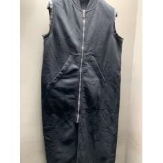 Manteau Rick Owens  pas cher