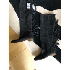 Flache Stiefel Zara