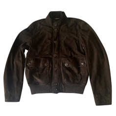 Leather Jacket Ermenegildo Zegna
